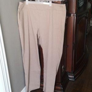 Dana Buchman Slimming Pants